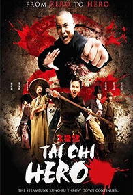 Tai Chi Hero - Poster / Capa / Cartaz - Oficial 1