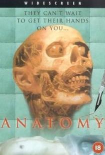 Anatomia - Poster / Capa / Cartaz - Oficial 4