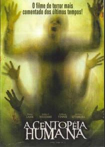 A Centopéia Humana - Poster / Capa / Cartaz - Oficial 5