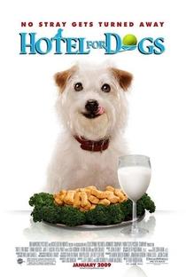 Um Hotel Bom Pra Cachorro - Poster / Capa / Cartaz - Oficial 9
