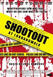 Shootout at Lokhandwala - Poster / Capa / Cartaz - Oficial 5