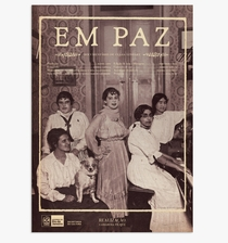 Em Paz - Poster / Capa / Cartaz - Oficial 1