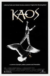 Kaos - Poster / Capa / Cartaz - Oficial 8