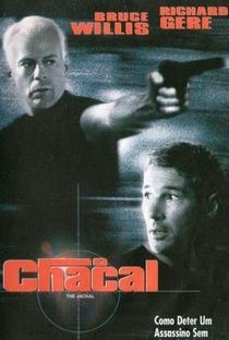 O Chacal - Poster / Capa / Cartaz - Oficial 2