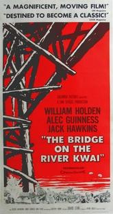 A Ponte do Rio Kwai - Poster / Capa / Cartaz - Oficial 3