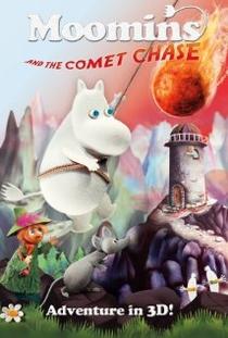 Moomins: Um Cometa no Céu Azul - Poster / Capa / Cartaz - Oficial 1