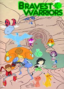 The Bravest Warriors - Poster / Capa / Cartaz - Oficial 1