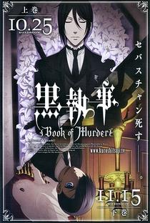 Kuroshitsuji: Book of Murder - Poster / Capa / Cartaz - Oficial 2