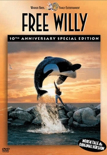 Free Willy - Poster / Capa / Cartaz - Oficial 4