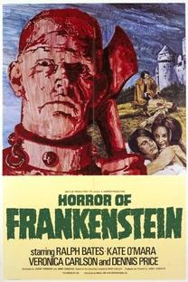 O horror de Frankenstein - Poster / Capa / Cartaz - Oficial 4