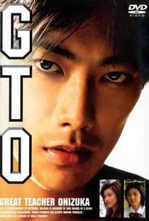 GTO Live Action - Poster / Capa / Cartaz - Oficial 1