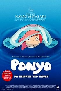 Ponyo: Uma Amizade que Veio do Mar - Poster / Capa / Cartaz - Oficial 41