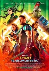 Thor: Ragnarok - Poster / Capa / Cartaz - Oficial 1