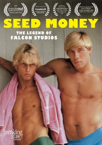 Seed Money: The Chuck Holmes Story - Poster / Capa / Cartaz - Oficial 1