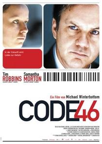 Código 46 - Poster / Capa / Cartaz - Oficial 8