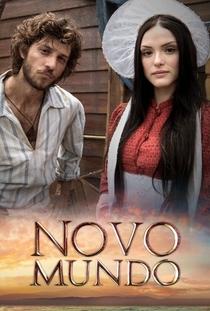 Novo Mundo - Poster / Capa / Cartaz - Oficial 1