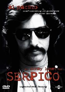 Serpico - Poster / Capa / Cartaz - Oficial 3