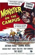 O Monstro Sanguinário  (Monster on the Campus)