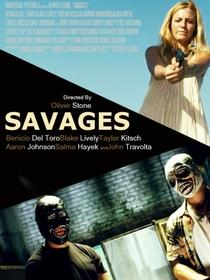 Selvagens - Poster / Capa / Cartaz - Oficial 4