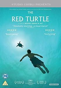 A Tartaruga Vermelha - Poster / Capa / Cartaz - Oficial 6
