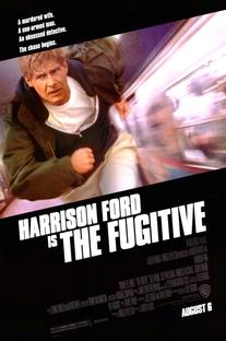 O Fugitivo - Poster / Capa / Cartaz - Oficial 1