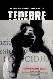 Tenebre - Poster / Capa / Cartaz - Oficial 14
