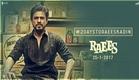 2 Days To Go | Raees Ka Din | Shah Rukh Khan, Nawazuddin Siddiqui | Releasing Jan 25