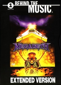 VH1: Megadeth, Behind the Music - Poster / Capa / Cartaz - Oficial 1