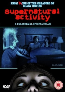 Atividade Supernatural - Poster / Capa / Cartaz - Oficial 2