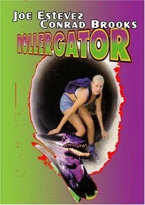 Rollergator - Poster / Capa / Cartaz - Oficial 1