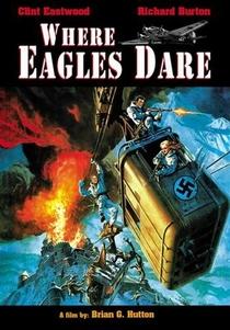 O Desafio das Águias - Poster / Capa / Cartaz - Oficial 3