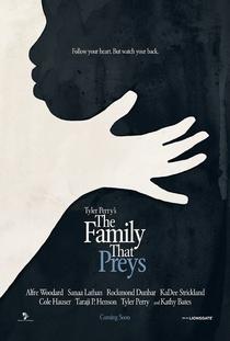 The Family That Preys - Poster / Capa / Cartaz - Oficial 2