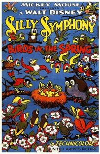 Birds in the Spring - Poster / Capa / Cartaz - Oficial 1