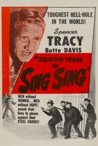 20.000 Anos em Sing Sing - Poster / Capa / Cartaz - Oficial 2