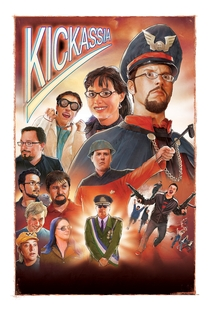 Kickassia - Poster / Capa / Cartaz - Oficial 1