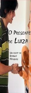 O Presente de Luiza - Poster / Capa / Cartaz - Oficial 1