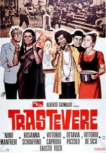 Trastevere - Poster / Capa / Cartaz - Oficial 1