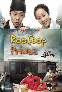 Rooftop Prince - Poster / Capa / Cartaz - Oficial 7
