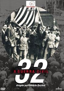 32: A Guerra Civil - Poster / Capa / Cartaz - Oficial 1