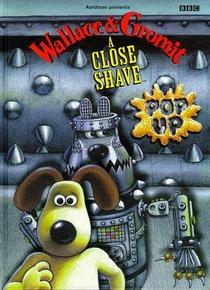 Wallace & Gromit: O Fio da Navalha - Poster / Capa / Cartaz - Oficial 3