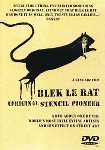 Blek Le Rat - Original Stencil Pioneer - Poster / Capa / Cartaz - Oficial 1