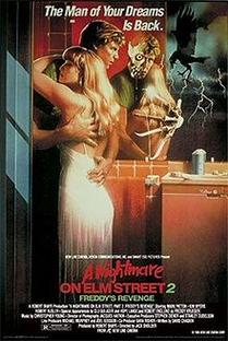 A Hora do Pesadelo 2: A Vingança de Freddy - Poster / Capa / Cartaz - Oficial 1