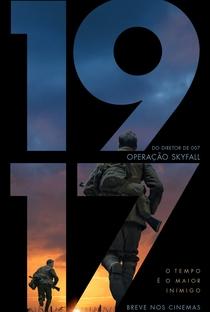 1917 - Poster / Capa / Cartaz - Oficial 1