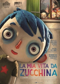 Minha Vida de Abobrinha - Poster / Capa / Cartaz - Oficial 4