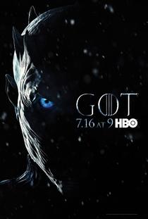 Game of Thrones (7ª Temporada) - Poster / Capa / Cartaz - Oficial 2