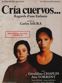 Cria Corvos - Poster / Capa / Cartaz - Oficial 6