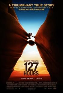 127 Horas - Poster / Capa / Cartaz - Oficial 8