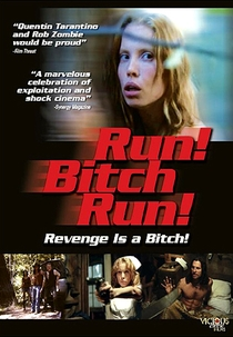 Run! Bitch Run! - Poster / Capa / Cartaz - Oficial 2