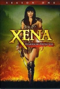 Xena: A Princesa Guerreira (1ª Temporada) - Poster / Capa / Cartaz - Oficial 5