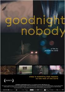 Boa noite, Ninguém - Poster / Capa / Cartaz - Oficial 1